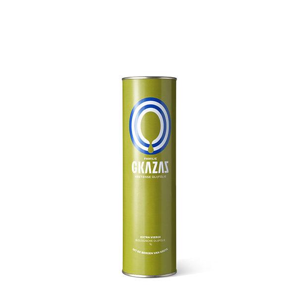 Griekse olijfolie 1 liter blik