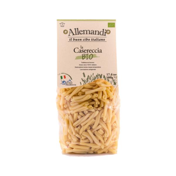 Pasta Casereccia zonder plastic