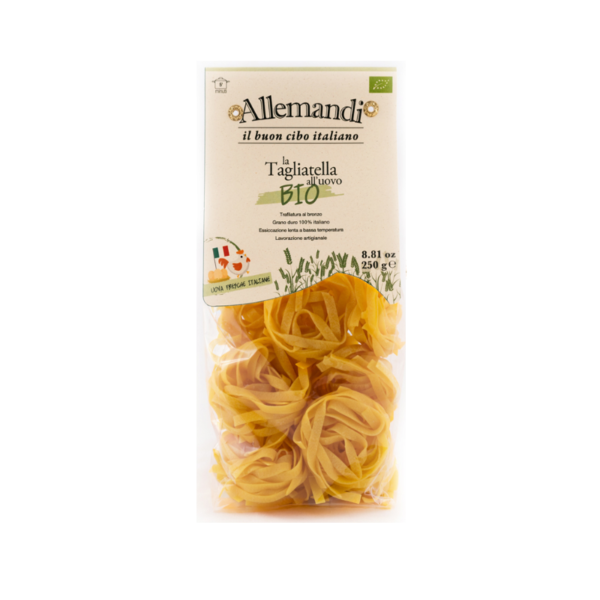 Pasta Tagliatelle zonder plastic