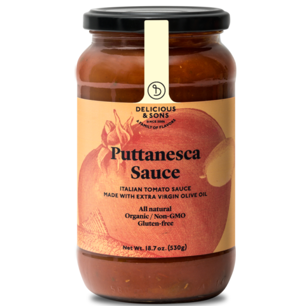 Tomatensaus Puttanesca