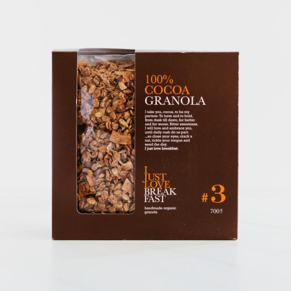 Granola met Cacao XL