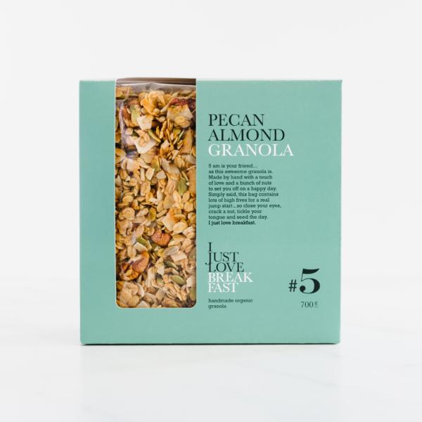 Granola met Pecan & Amandelen XL
