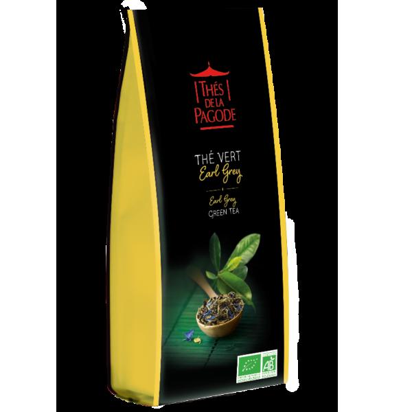 Groene thee earlgrey