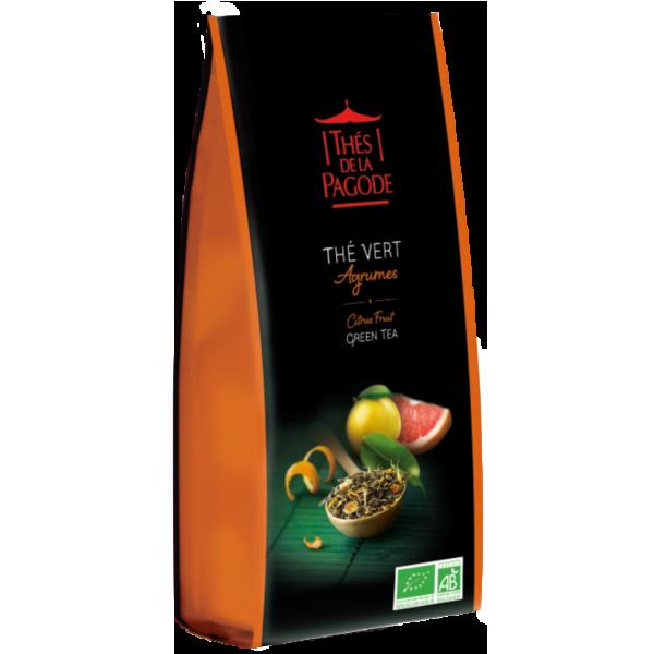 Groene thee met Citrus