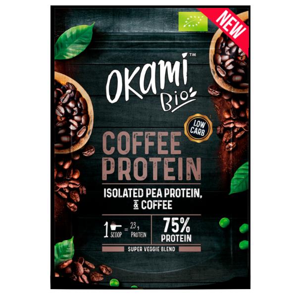 Vegan Proteïne Koffie
