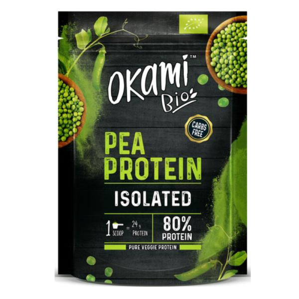 Vegan Proteïne Erwtenpoeder